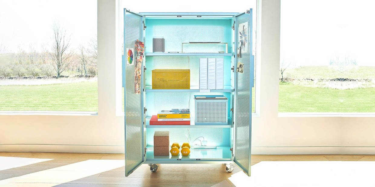 Heartwork Active Duty Assistant Cabinets