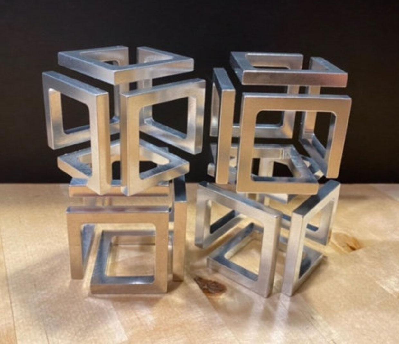 Aluminum Cubits