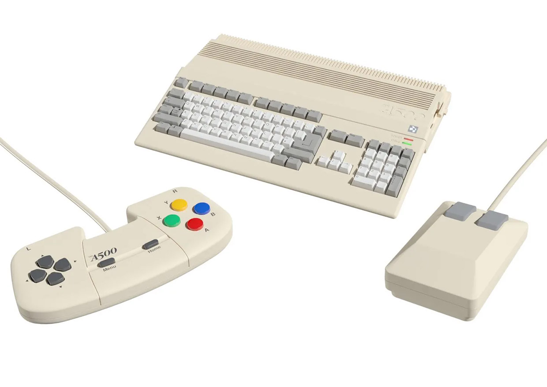 Amiga A500 Mini