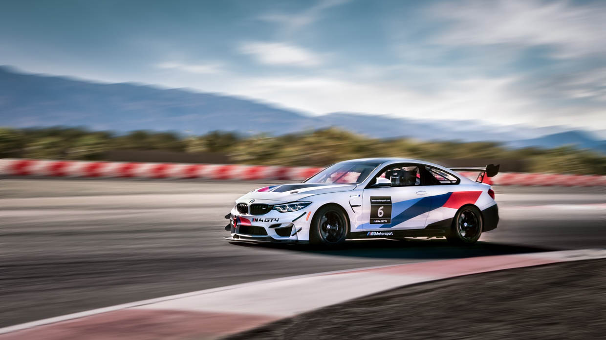 BMW Performance Center M Experience