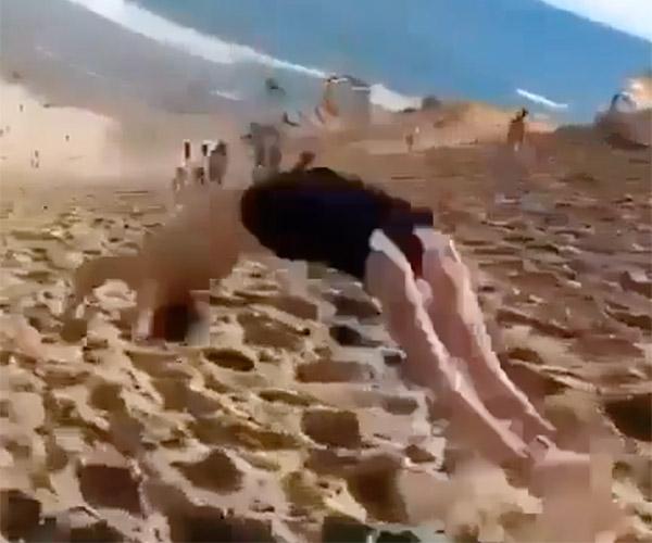 Gymnast 9, Cameraman 10