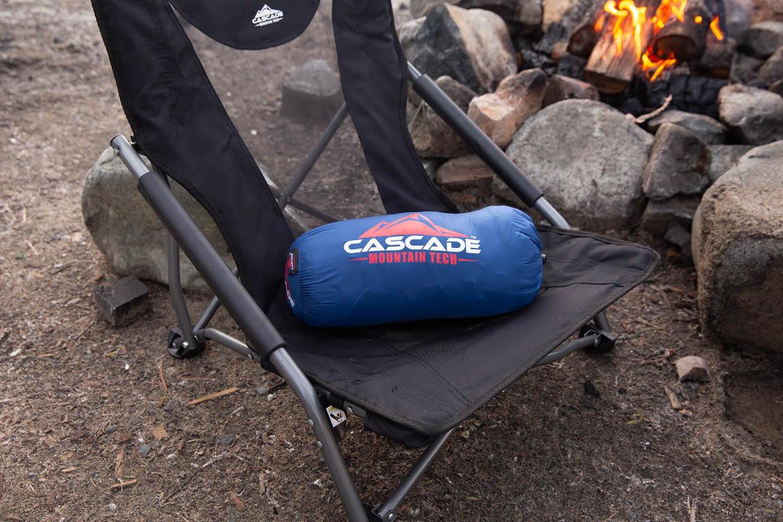 Cascade Mountain Tech Adventure Blanket