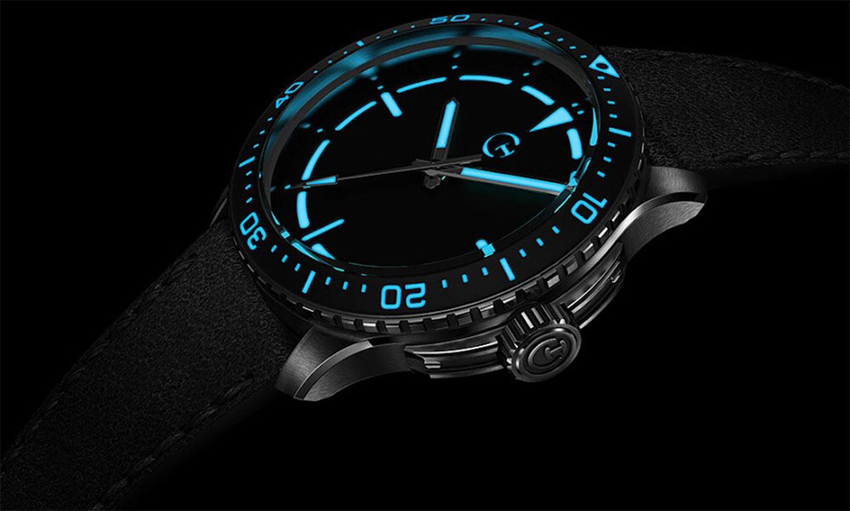 Chronotechna NanoDive Watch