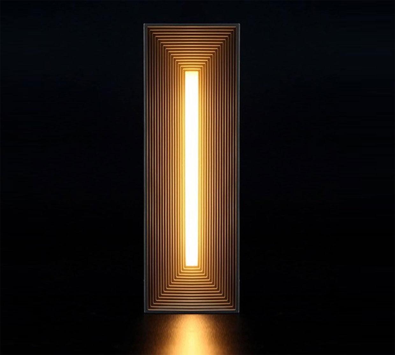 Concrete Portal Table Lamp