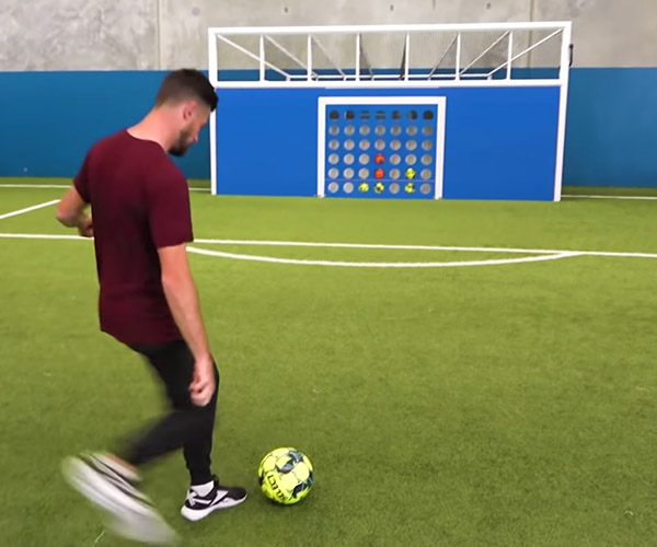 Soccer Connect 4