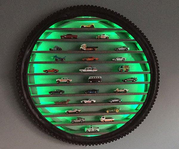 Cool Wheels Toy Car Displays