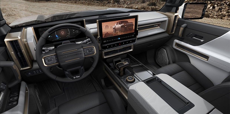 Engineering the GMC Hummer EV