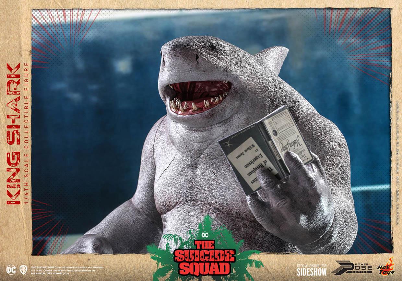 Hot Toys King Shark Figure