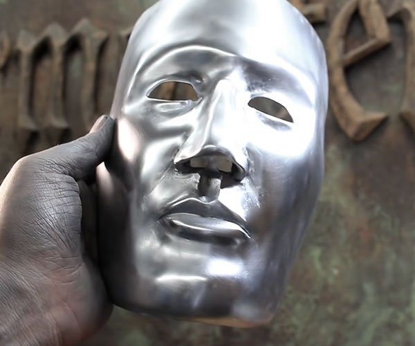 How to Make a Metal Mask
