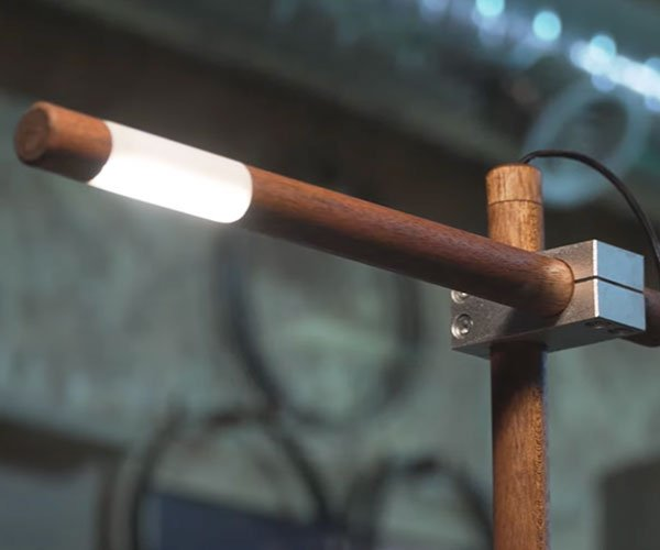 IKEA Wood Lamp Upgrade