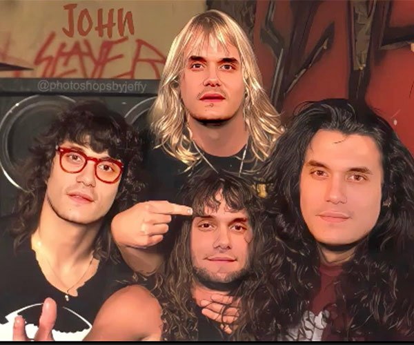 John Mayer Slayer