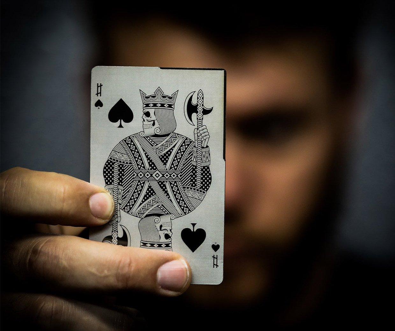 King's Card Knife