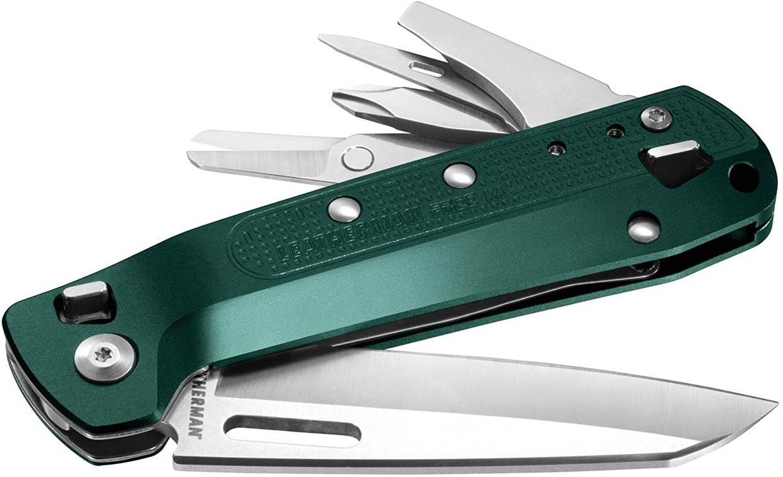Leatherman Free K2 EDC Pocket Knife