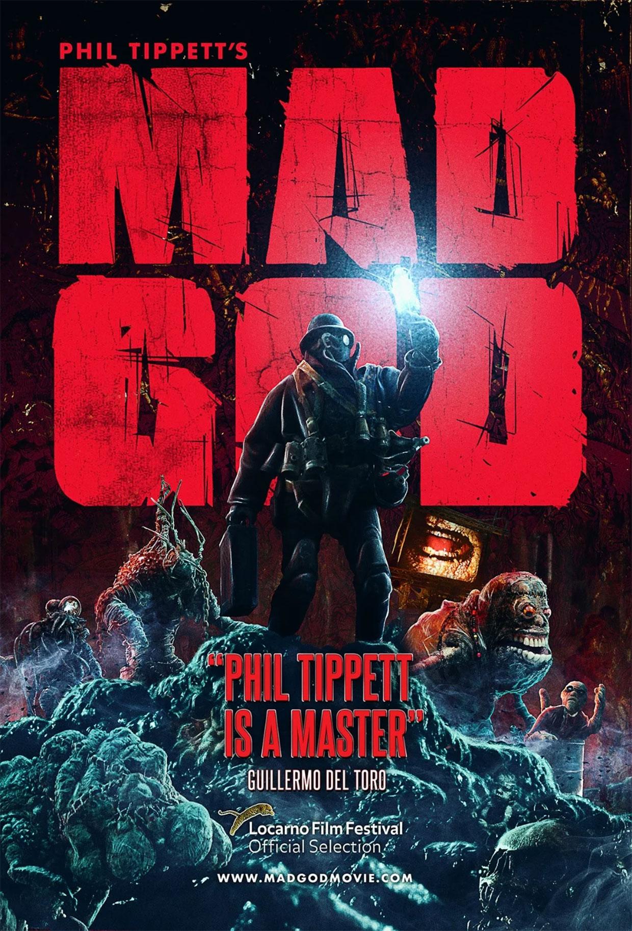 Phil Tippett's MAD GOD (Teaser)