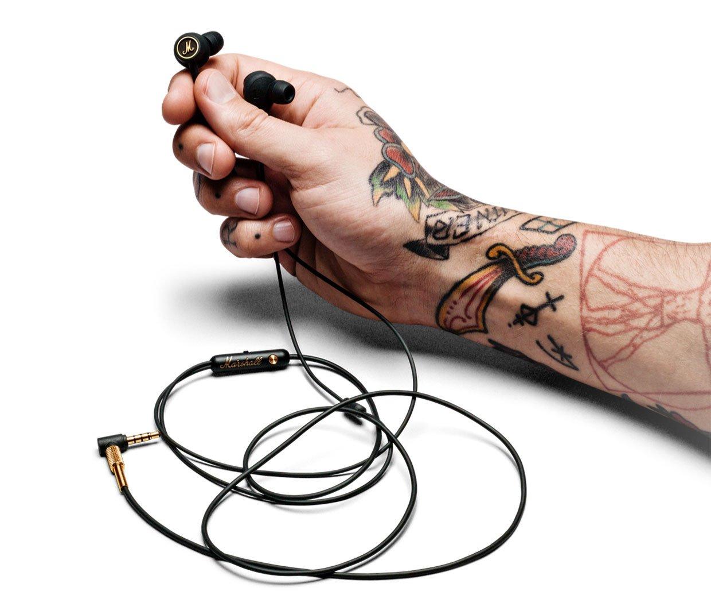 Marshall Mode EQ Wired Headphones
