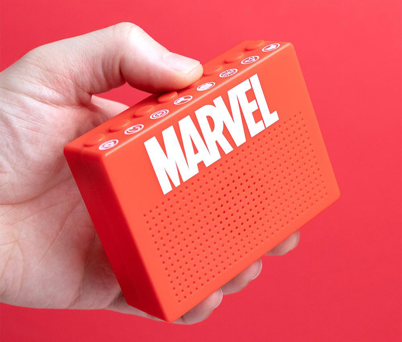 Marvel Sound Effects Machine