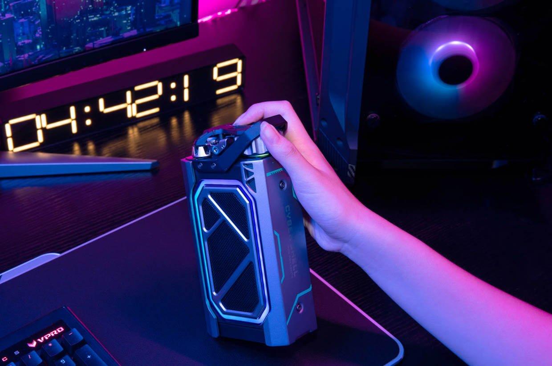 Muzen Cybershell Wireless Speaker