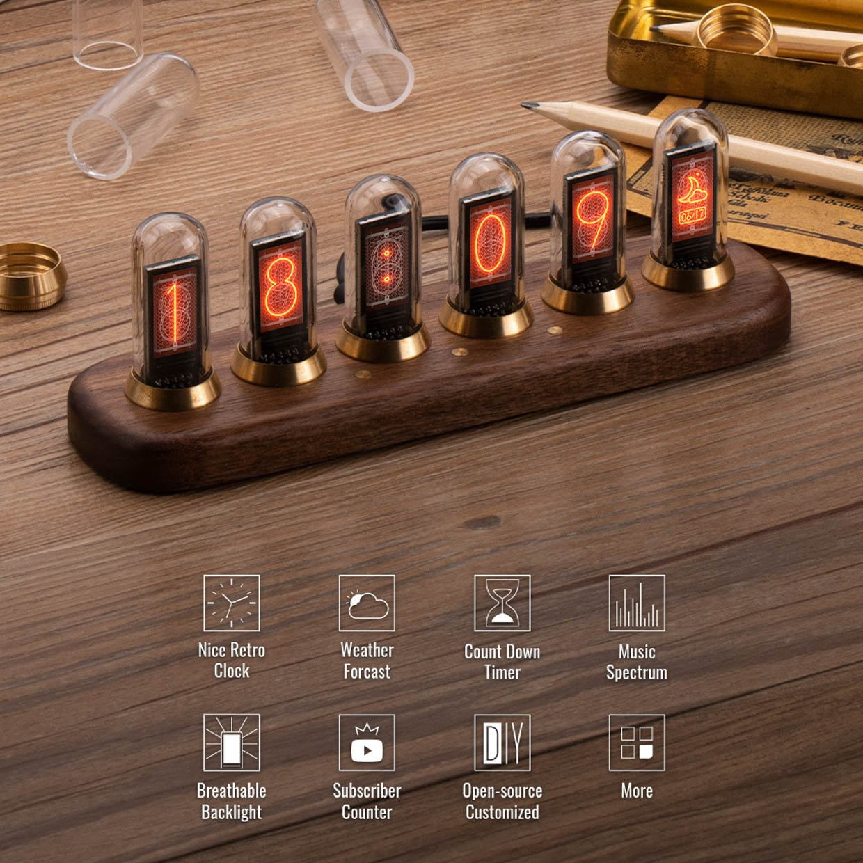 Nextube Digital Tube Clock
