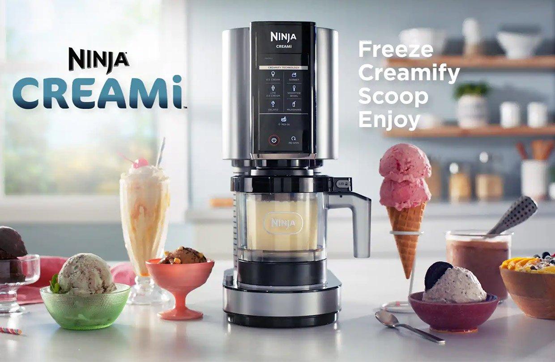 Ninja CREAMi Ice Cream Maker