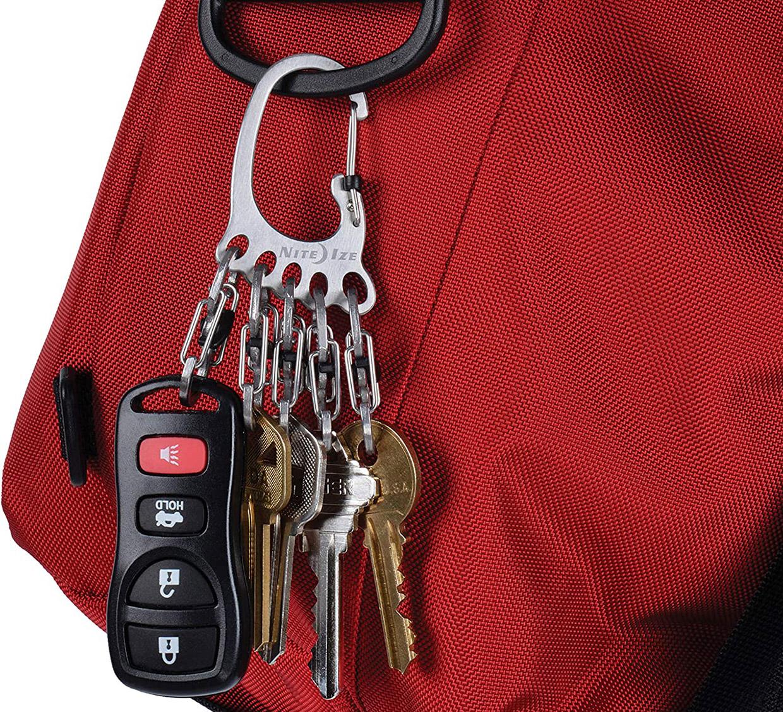 Nite-Ize Bigfoot Key Rack
