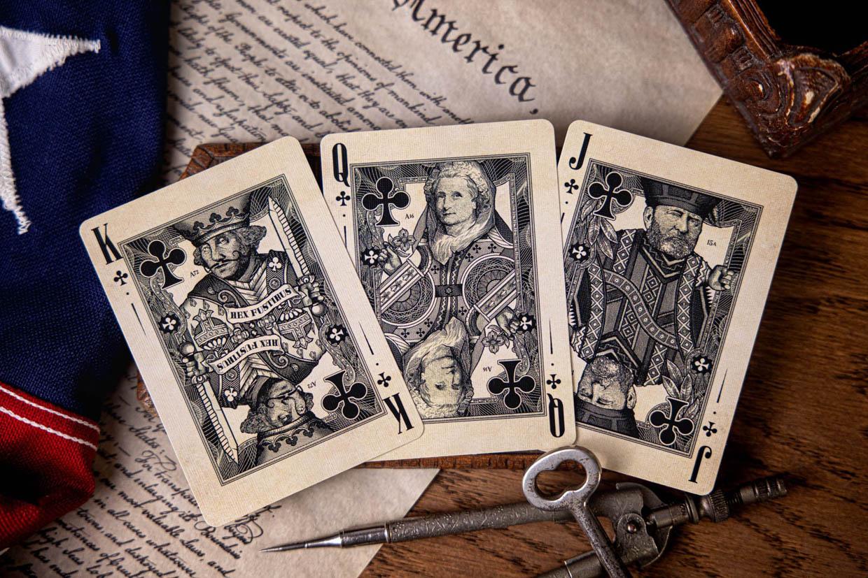 OG Federal 52 Playing Cards