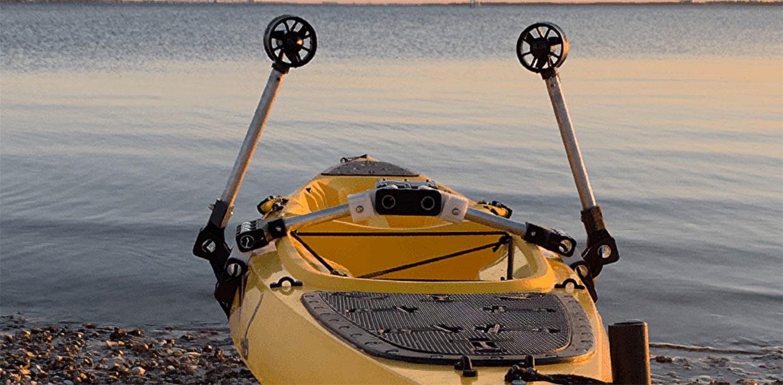 PacMotor Dual Kayak Motor