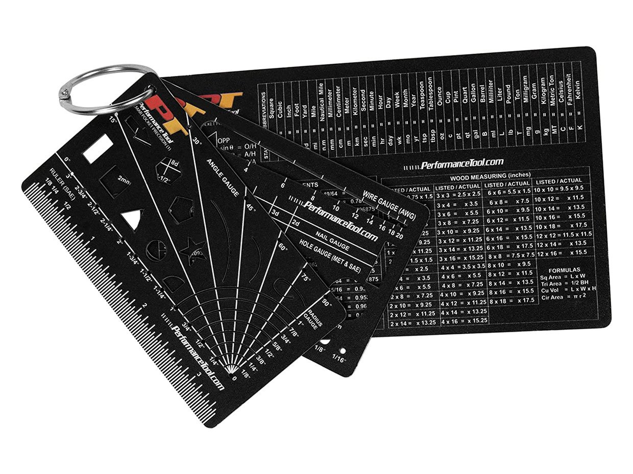 Performance Tool Precision Reference Cards