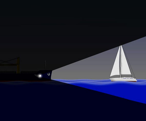 Why Ships Don't Have Headlights