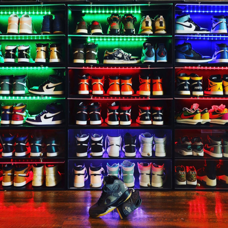 SneakerThrone Shoe Organizers