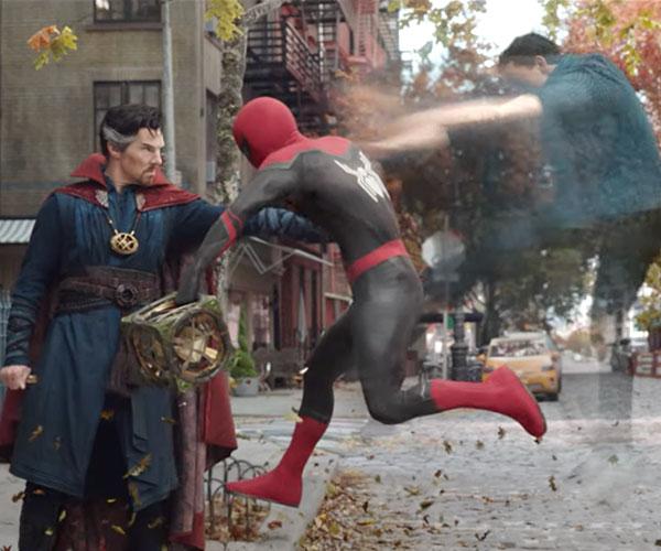 Spider-Man: No Way Home (Teaser Trailer)