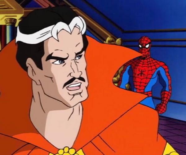 Spider-Man: No Way Home as a 90s Cartoon