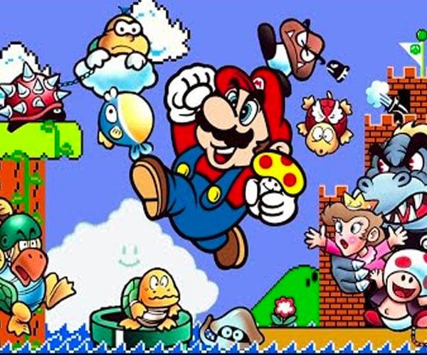 Super Mario Core Mega Mix