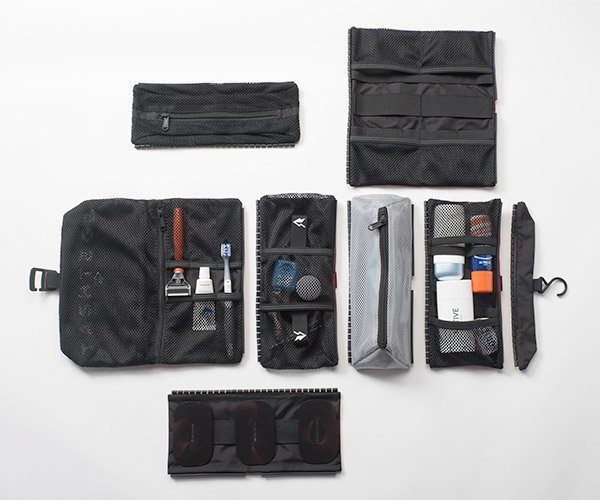 Tego Adventure Kit Roll-up Pack