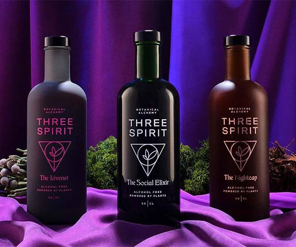 Three Spirit Elixirs