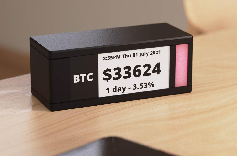 TickrMeter Desktop Stock Tickers