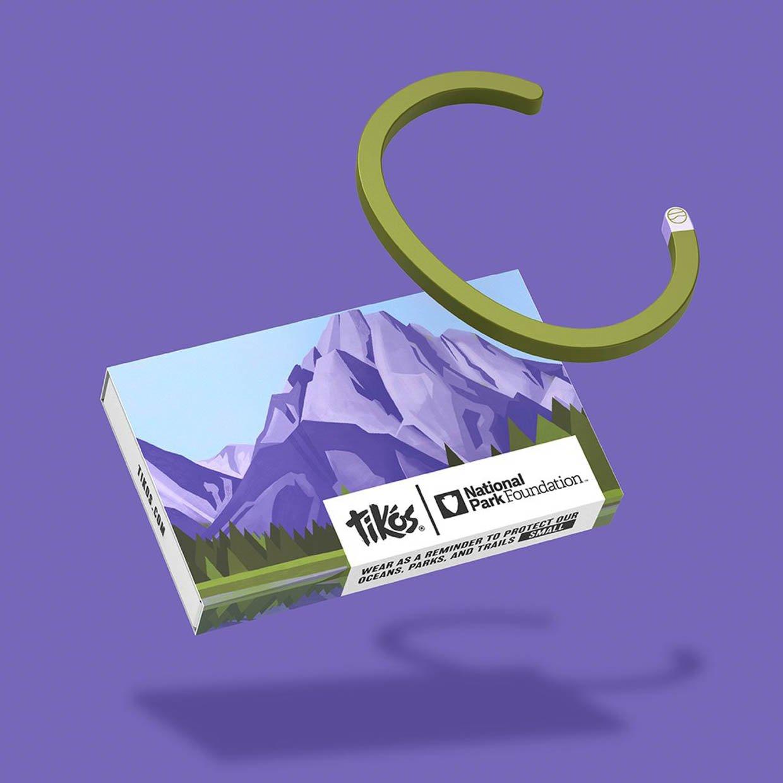Tikós National Parks Bracelets