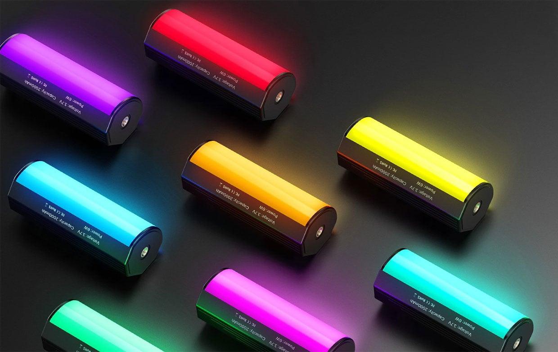 Ulanzi RGB Tube Light