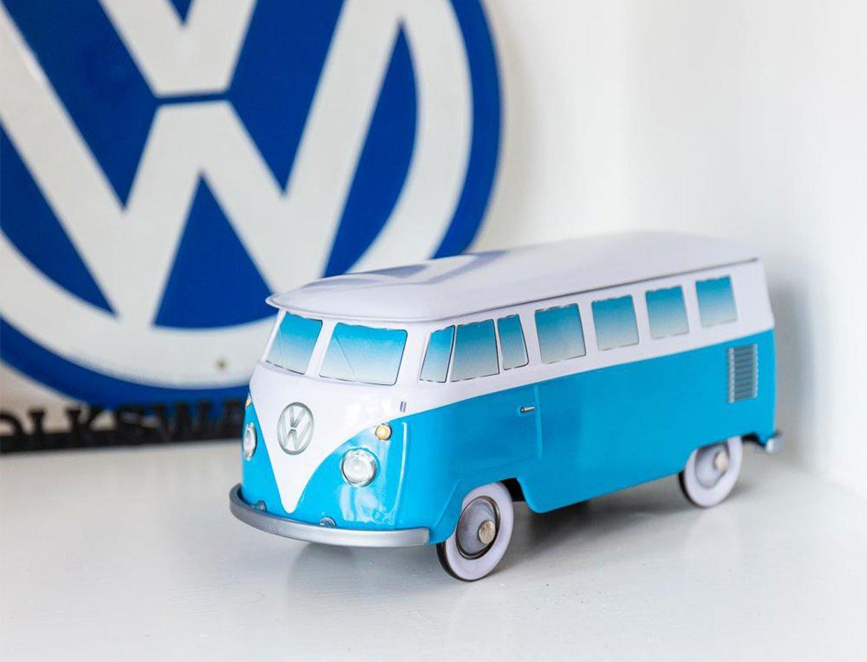 VW Camper Van Storage Tin