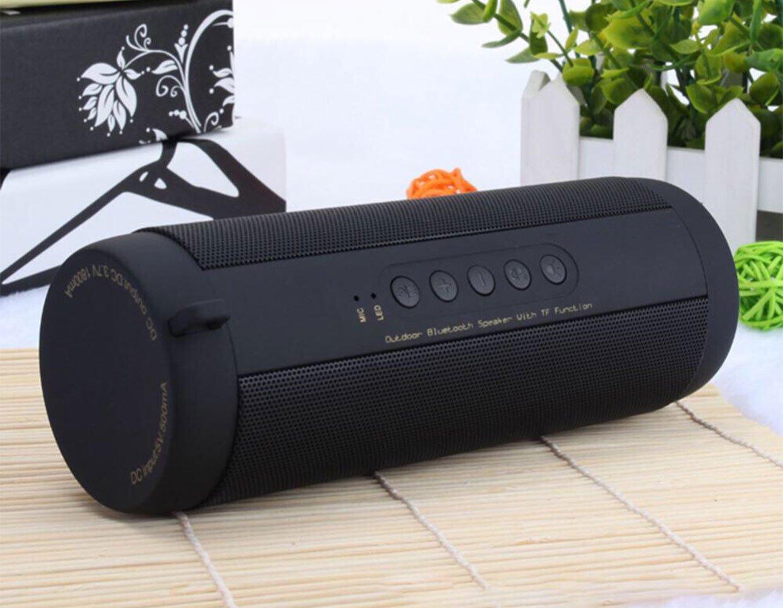 Tune-It-Up Bluetooth Speaker + Flashlight