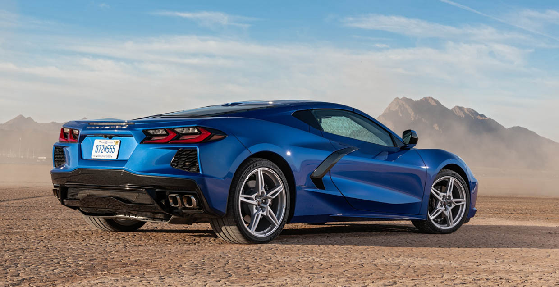 Win a 2021 Z51 Corvette Stingray