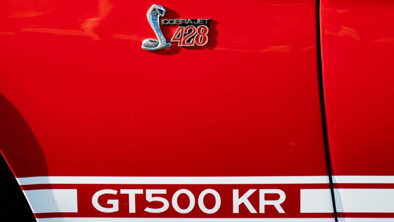 Win a 1968 Shelby GT500 KR