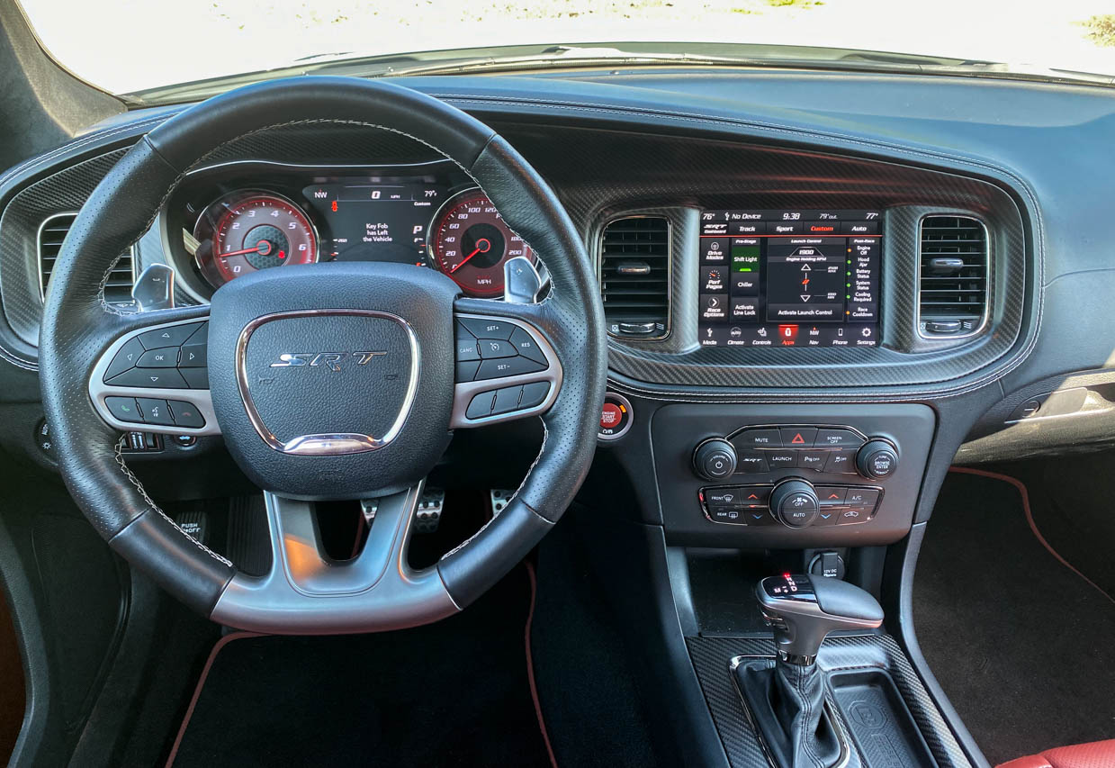 Driven: 2021 Dodge Charger SRT Hellcat Redeye Widebody
