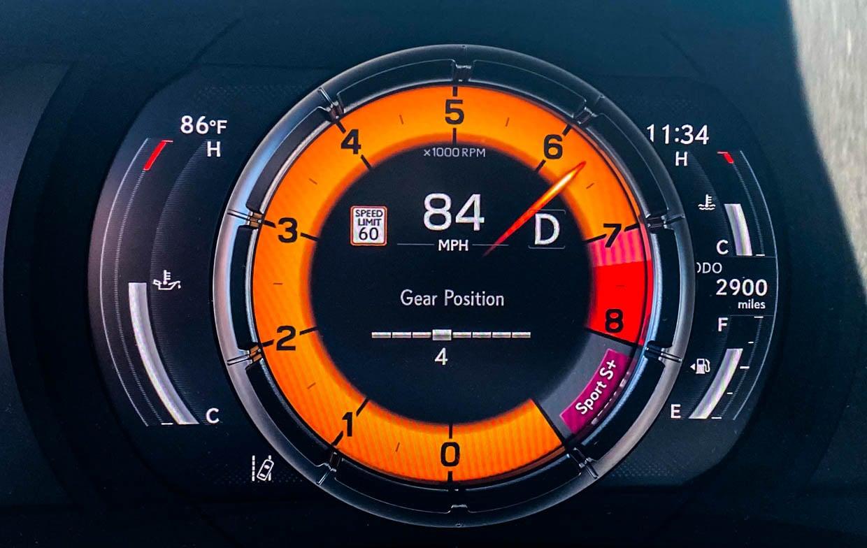 Driven: 2022 Lexus IS 500 F SPORT Performance