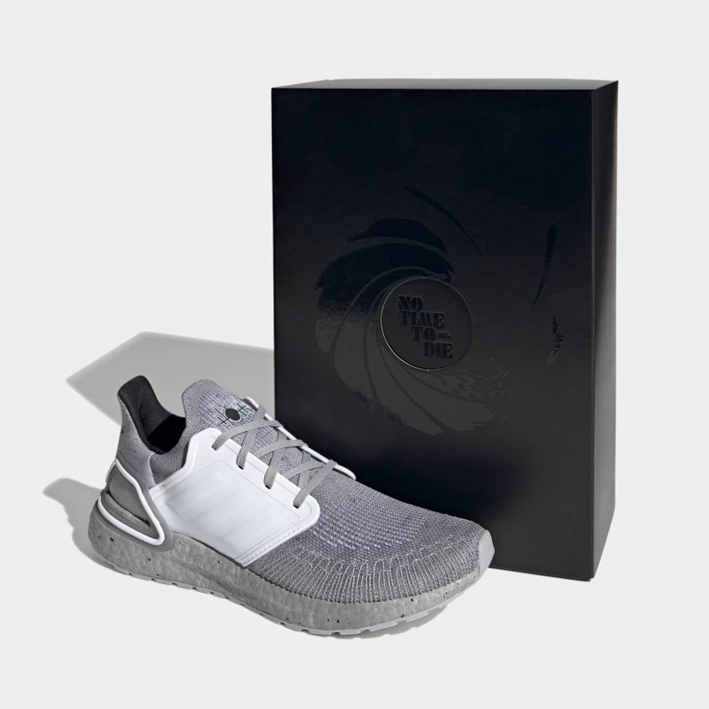 adidas Ultraboost 20 x James Bond Running Shoes