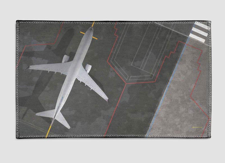 Airport + Runway Rugs