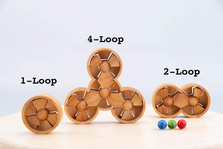 AlgoLoop Marble Toy