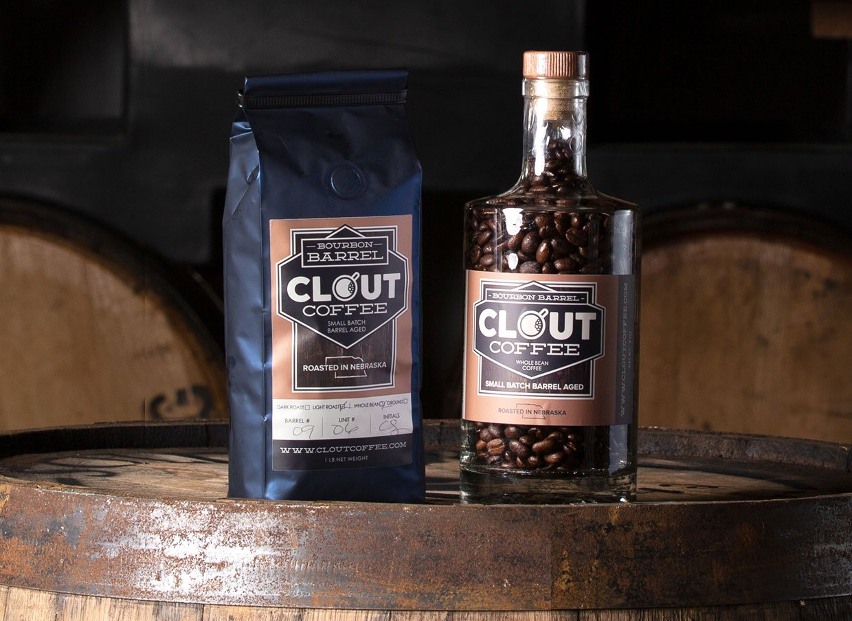 Clout Whisky Barrel Aged Coffee