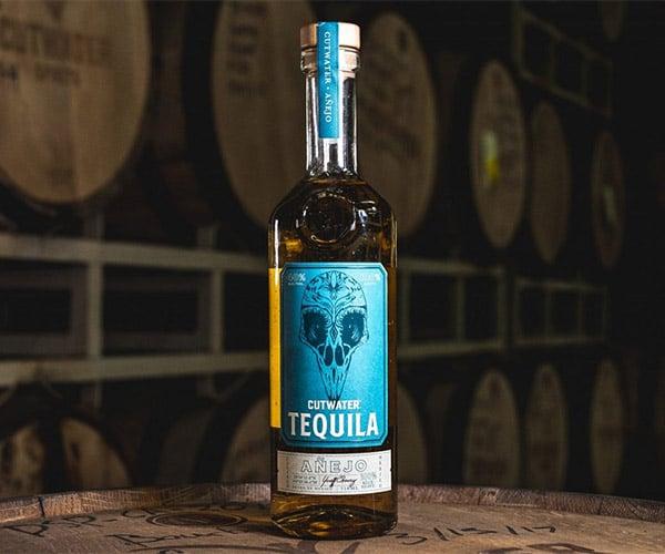 Cutwater Tequila Añejo