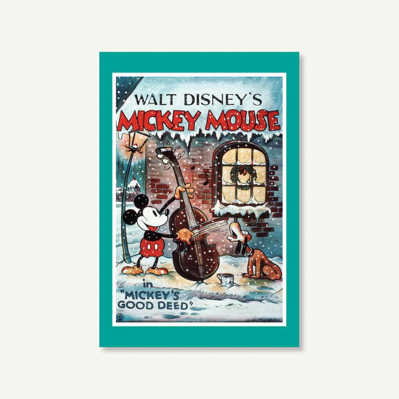 The Art of Disney Classic Movie Postcards