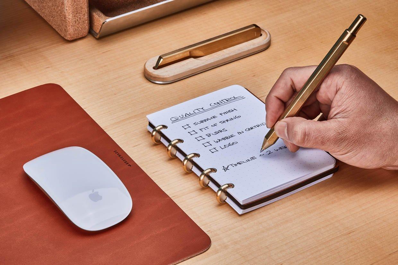 Grovemade Desk Notebooks